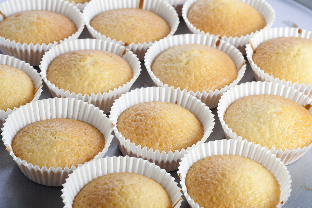 can you freeze unfrosted cupcakes
